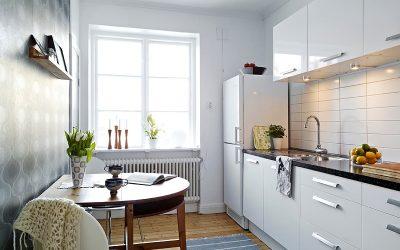 9 Tips Mengurus Dapur Yang Sempit