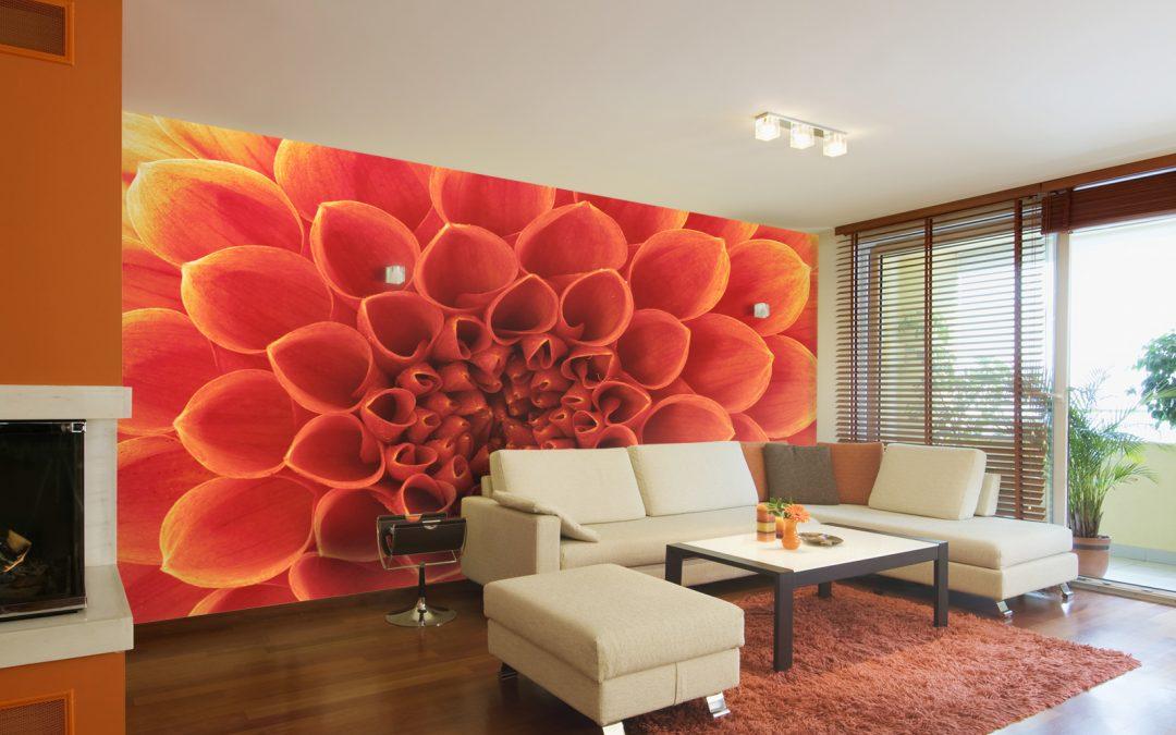 Penggunaan Feature Wall untuk mencantikkan ruang anda