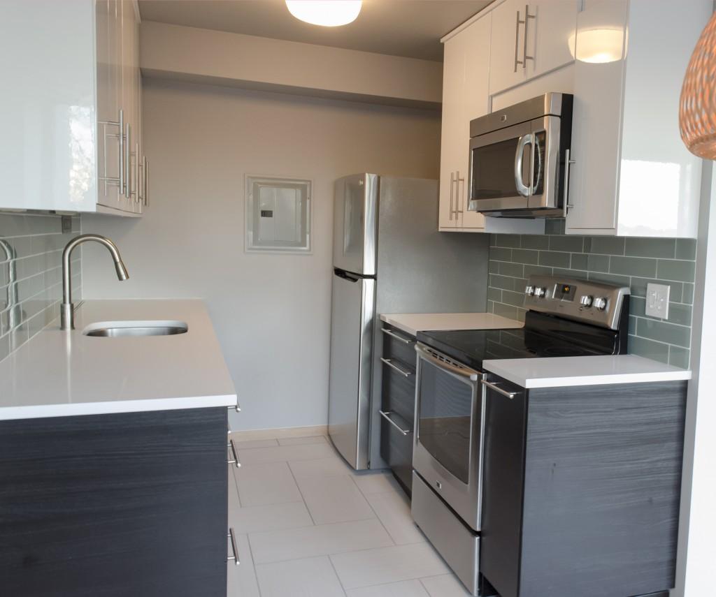 Hiasan Dapur Apartment